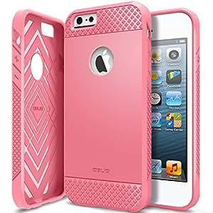 iPhone 6/6S Case, Obliq [Flex Pro][Pink] Perfect Fit Slim Sturdy Bumper TPU Rubber Soft Flexible Silicone Shock Scratch Resist Protective Cute Case Cover (compatible with iPhone 6s)