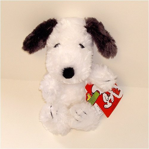 "8"" Long Snoopy Soft Plush Doll front-831107"
