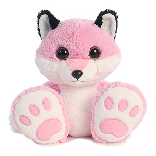 Aurora World Taddle Toes Trixy Fox Plush