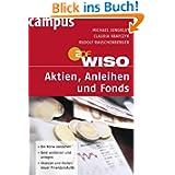 WISO: Aktien, Anleihen und Fonds