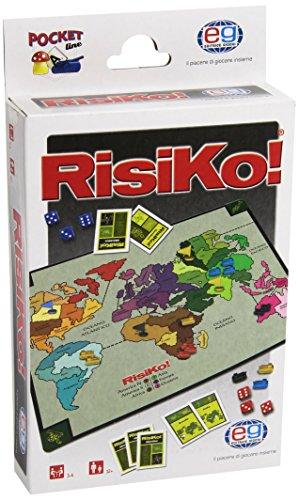 Editrice Giochi 6034000 - Gioco Risiko! Pocket