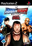 PS2 Game WWE Smackdown! vs. Raw 2008