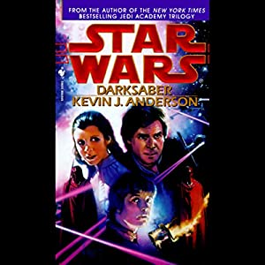Star Wars: Darksaber Hörbuch