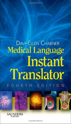 Medical Language Instant Translator, 4E