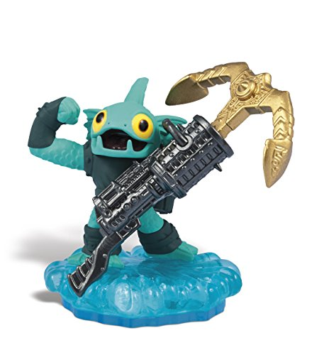 Skylanders SWAP Force: Anchors Away Gill Grunt Series 3 Character - 1