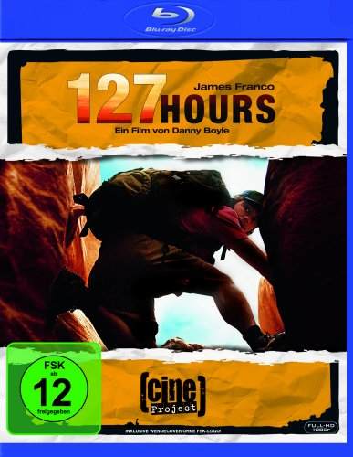 127 Hours - Cine Project [Blu-ray]