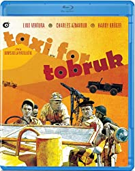 Taxi for Tobruk [Blu-ray]