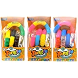 Set of 3! Tangle Jr.textured Sensory Fidget Toy (Color May Very)