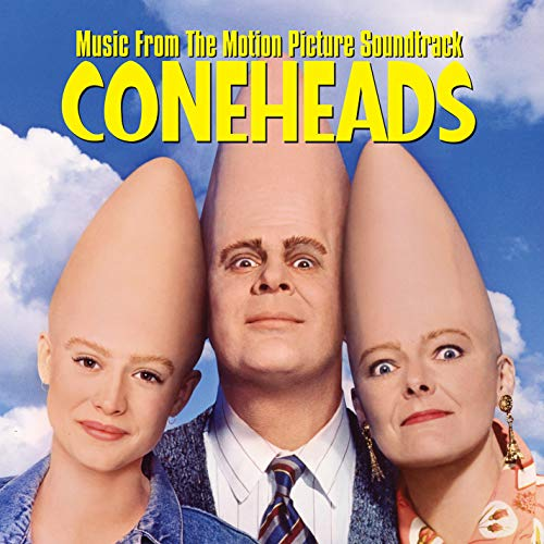Vinilo : CONEHEADS SOUNDTRACK - Coneheads / Music From Motion Picture Soundtrack