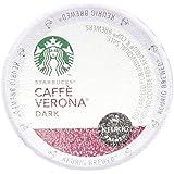 Starbucks Caffè Verona, Dark Roast, 108-Count K-Cups for Keurig Brewers