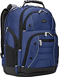Targus Drifter II Backpack for 16-Inch Laptop, Blue (TSB23802)