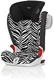 Britax Kidfix SL SICT Group 2/3  4 - 12 Years High-Backed Booster Car Seat (Smart Zebra)