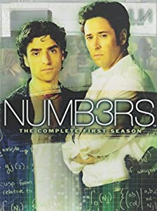 Numbers: Complete First Season [DVD] [Import]