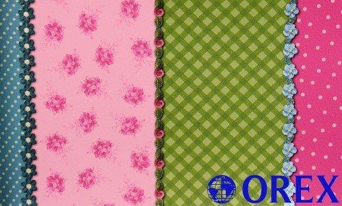 a s creation 864819 papiertapete be happy streifen mustertapete blau gr n rosa von a s. Black Bedroom Furniture Sets. Home Design Ideas