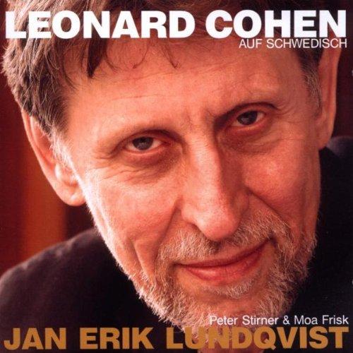 Leonard Cohen Auf Schwedi by Jan Erik Lundqvist