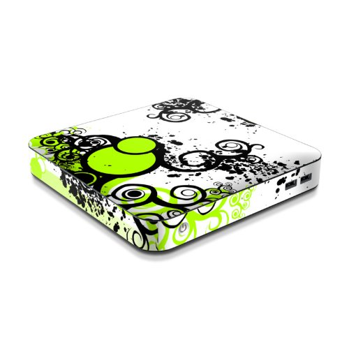 Simply Green Design Protective Decal Skin Sticker for Samsung Series 3 Chromebox XE300M22 Desktop Computer