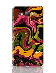 PosterGuy Samsung Galaxy A7 Case Cover - Abstract Marble   Designed by: The Creative Spirit