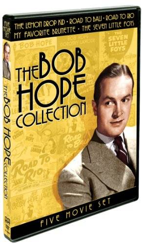 The Bob Hope Collection (The Lemon Drop Kid / Road to Bali / Road to Rio / My Favorite Brunette / The Seven Little Foys)