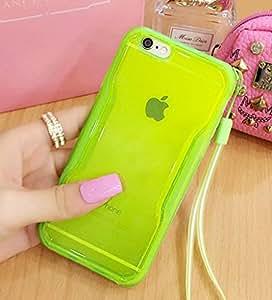 iPhone 6 Plus Case, iPhone 6S Plus Case, iPhone Jelly Case Neon, Green Case iPhone, iPhone Soft Case Neon Green, iPhone Jelly Case, iPhone Soft Case, iPhone TPU Case, iPhone Transparent Case, iPhone Case , iPhone Jelly Case- Neon Green