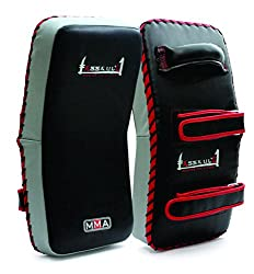 Xpeed MMA/ Kick Boxing /Focus Curved Thai Pad in Set of Two Pieces