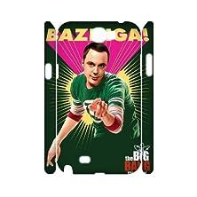 buy Diy Cutstomize Big Bang Theory Case For Samsung Galaxy Note 2 Liulaoshi(Tm) [Pattern-5]