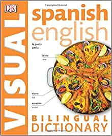 Spanish english bilingual visual dictionary dk visual dictionaries