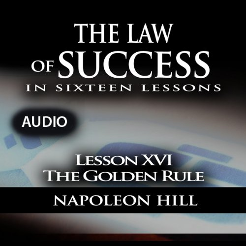 golden rules napoleon hill