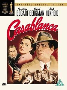 Casablanca -- Two Disc Special Edition [DVD] [1942]