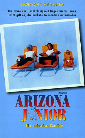 Arizona Junior [VHS]