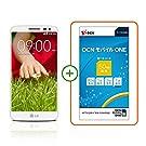 LG G2 mini【OCN モバイル ONE マイクロSIM付きセット】申込パッケージ 月額2,780円(税抜)~
