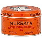 Murrays Superior Hair Pomade 3 oz.