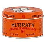 Murrays Pomade, Superior, Hair Dressing, 3 oz (85 g)