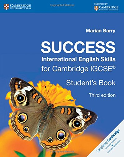 Success international english skills for IGCSE. Student's book. Con espansione online. Per le Scuole superiori