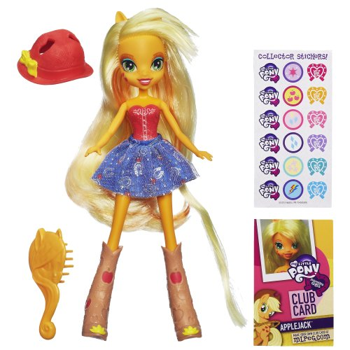My Little Pony Equestria Applejack Fashion Doll