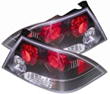 Mitsubishi Lancer Replacement Tail Light Assembly (Altezza Black) - 1-Pair