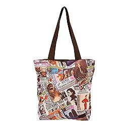 Waanii Women's Tote Bag (Brown) - WNI942
