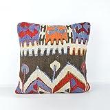 Decorative Pillows, KP859, Designer Pillows, Kilim pillow, Bohemian Decor, Wool Pillow, Bohemian Pillow, Accent Pillows, Throw Pillows