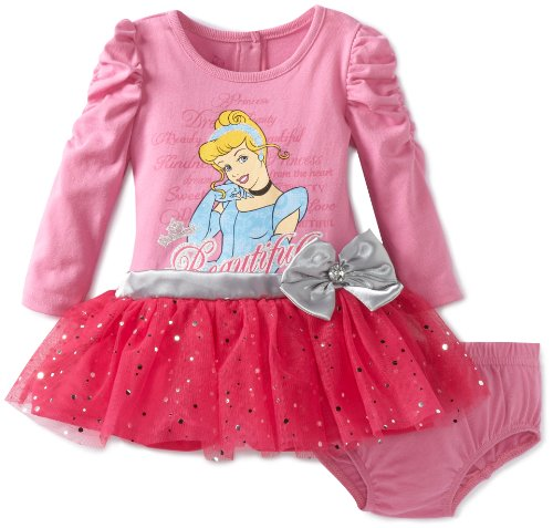 Disney Baby-Girls Infant 2 Piece Cinderella Dress Set