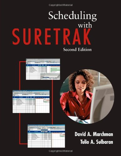 Scheduling with SureTrak - Cengage Learning - DE-1401867219 - ISBN: 1401867219 - ISBN-13: 9781401867218