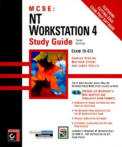 MCSE: NT Workstation 4 Study Guide, 3rd edition