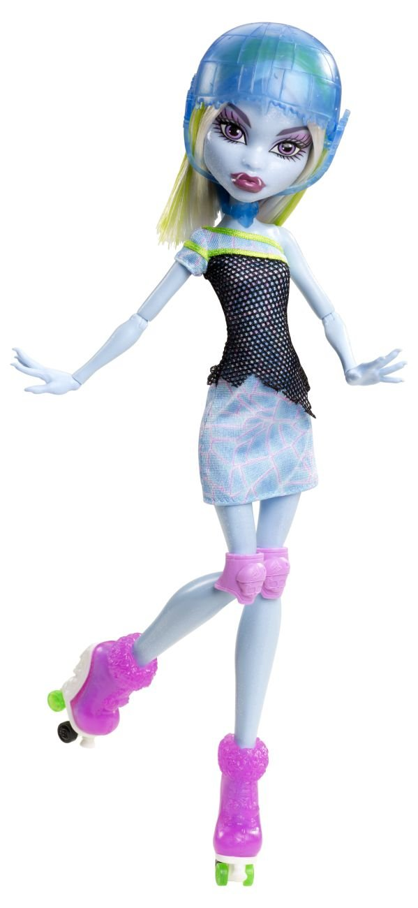 Roller Derby Monster High Dolls Monster High Roller Maze Doll