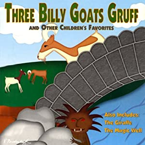 Three Billy Goats Gruff Audiobook