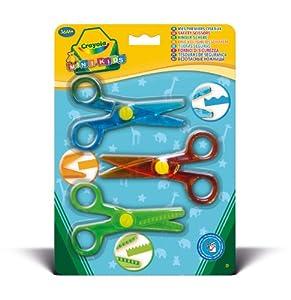 Crayola 301400- 3 Kinder-Scheren