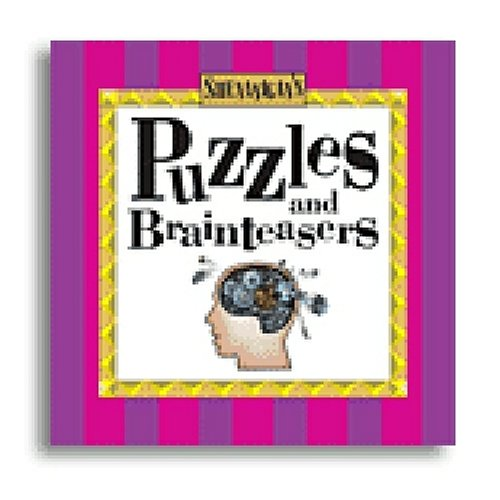 Cheap Fun Top That Publishing Puzzles and Brainteasers Shenanigans Gift Box (1842298178)