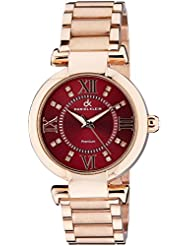 Daniel Klein Analog Red Dial Women's Watch - DK10193-9