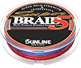 サンライン(SUNLINE) ライン スーパーブレイド5 HG 200M #0.6