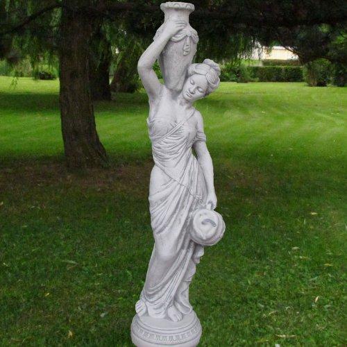 """Quellstein-Figur, Statue """"Hebe"""" Göttin der Jugend günstig bestellen"""