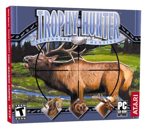 Trophy Hunter 2003 (Jewel Case)