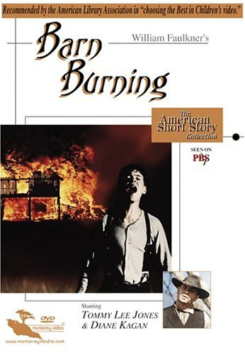 Barn Burning (Tale Blazers): William Faulkner: 9780895986825
