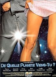 De Quelle Planète Viens-Tu ?